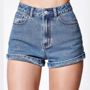 Brandy Melville Mom Shorts